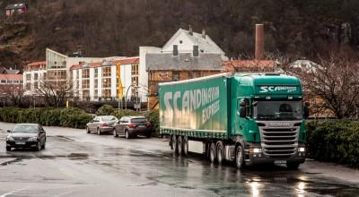 Ändringar i cabotageregler i Sverige